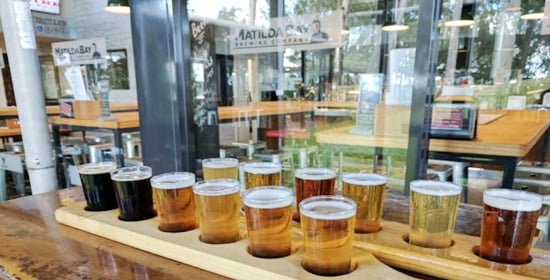 Bluetongue Brewery Cafe - Hunter Valley Pokolbin Accommodation - Beltana Villas