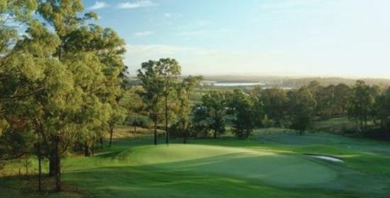 Cypress Lakes Golf & Country Club - Hunter Valley Pokolbin Accommodation - Beltana Villas