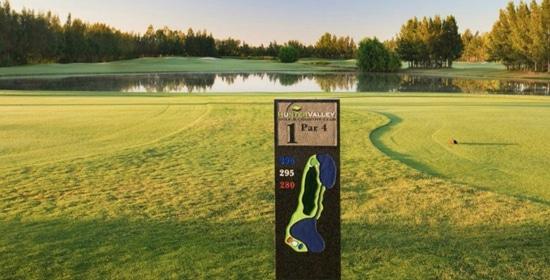 Hunter Valley Golf & Country Club - Hunter Valley Pokolbin Accommodation - Beltana Villas