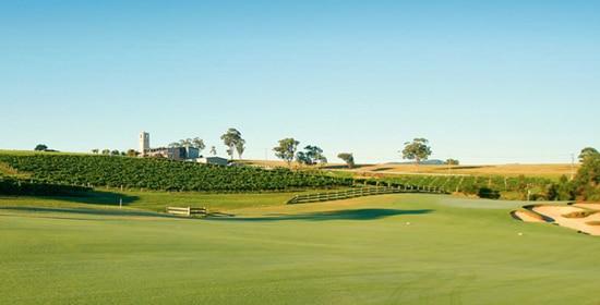 Vintage Golf Course - Hunter Valley Pokolbin Accommodation - Beltana Villas